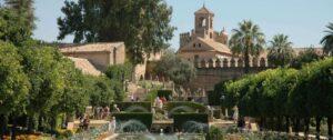 ALCAZAR DE LOS REYES CRISTIANOS DE CORDOBA - JARDINES
