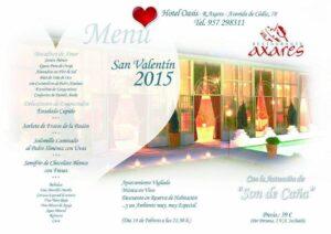 Fiesta de San Valentín en Cordoba