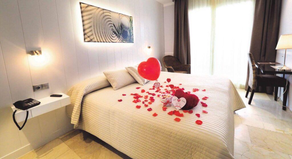 San valentín 2017 en el Hotel Oasis de Cordoba